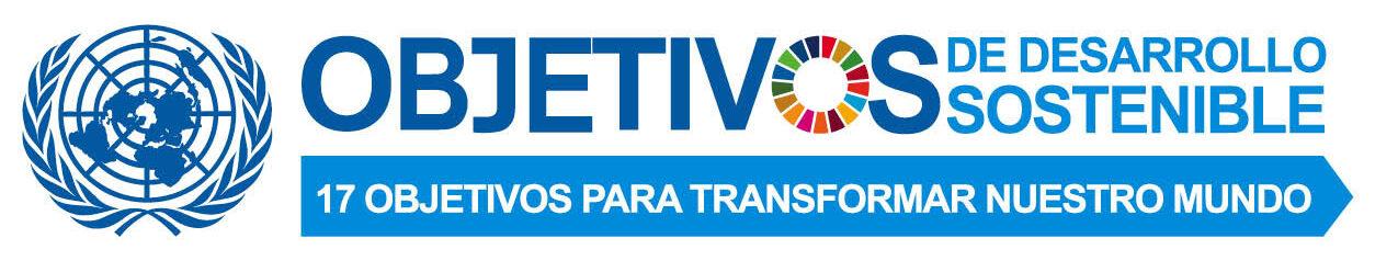 LOGOTIPO Pacto Mundial de Naciones Unidas Objetivos de desarrollo sostenible